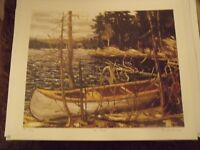 "PP Tom Thomson ""The Canoe"""