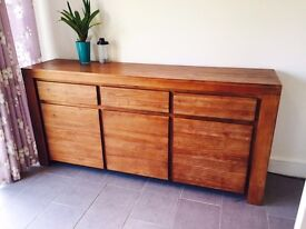 Dfs solid wood