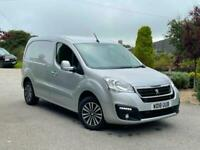 2018 Peugeot Partner 850 1.6 BlueHDi 100 Professional Van [non SS] PANEL VAN Die