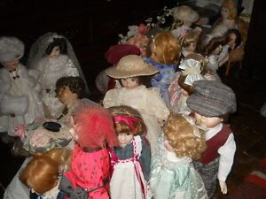 DOLLS  DOLLHOUSES and BARBIE dolls and accessories..