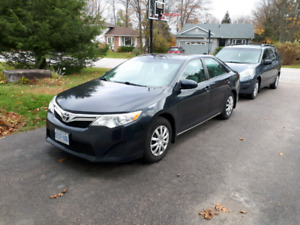 2013 toyota Camry le 4 cyl as is
