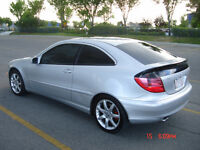 LIKE NEW! 2003 Mercedes C230 Komprssor WITH MANY EXTRAS!