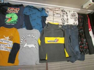 REDUCED!! Lot 2. Boys age 6 winter cloths!  All 10= $10/$1each