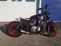 Bobber trade for Harley obo