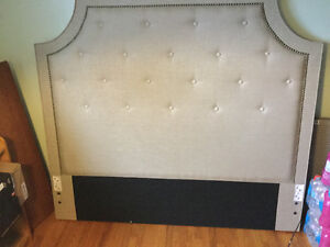For sale - custom Queen headboard