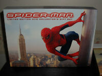 Spider-Man Limited Edition DVD Collector's Gift Set