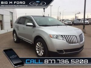 2011 Lincoln MKX   - $163.33 B/W