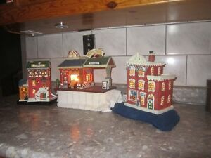 CHRISTMAS VILLAGE COLLECTION Kitchener / Waterloo Kitchener Area image 1