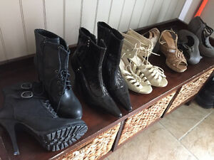 chaussures diverses
