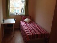 Bargain! Single Room 5 Min Walk from Kings Cross