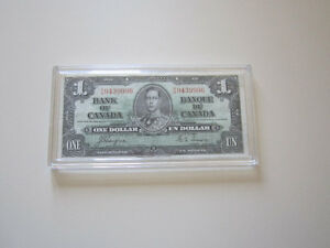 Want a piece of Hystory Vintage Canadian Bills For Sale