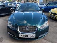 Jaguar XF 3.0 V6 auto Premium Luxury 4 DOOR - 2008 08-REG - 10 MONTHS MOT