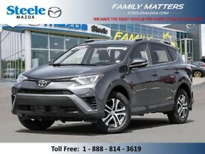 2016 Toyota RAV4 LE (Unlimited Km Engine Protection)