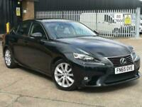 2015 65 LEXUS IS 2.5 300H ADVANCE 4D 179 BHP