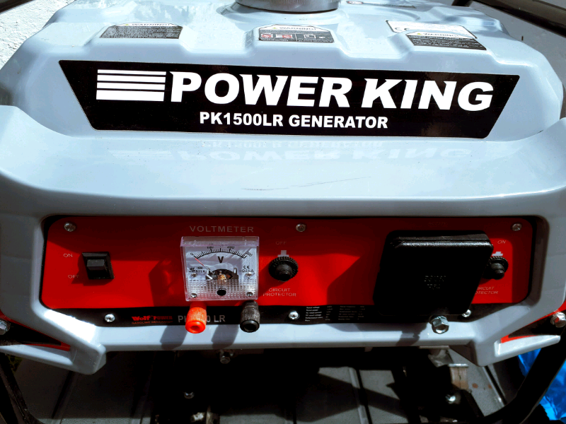 Wolf pk1500lr petrol generator | in Norwich, Norfolk | Gumtree