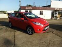 2012 Ford Fiesta 1.25 Zetec 3dr [82] HATCHBACK Petrol Manual