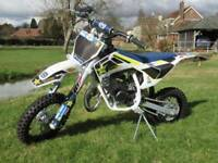 2017 Husqvarna TC50 Factory Rockstar Edition - 2-Stroke MotoCross * BRAND NEW *