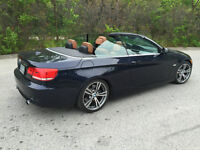 2009 BMW 3-Series Convertible