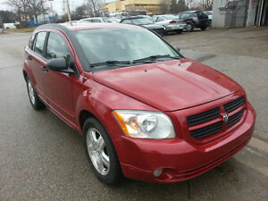 2007 Dodge Caliber SXT Hatchback Certified/Etested London Ontario image 2