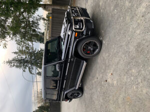 2017 Mercedes G wagon G63 AMG Only 1846 kms