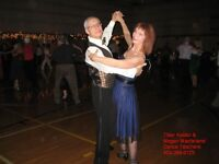 Private Social Dance Lessons by Experienced Teacher or Couple