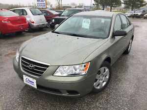 2010 Hyundai Sonata! 122K's! Safety & Etested!