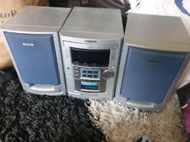 Aiwa tape with radio
