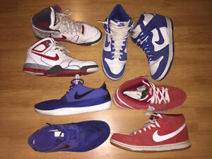 Mens Nike Shoes 4 for $50