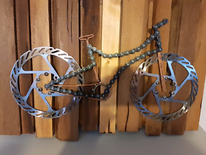 custom made Bicycle Art