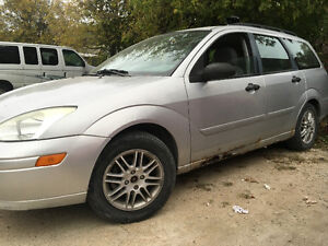 2002 Ford Focus Wagon for sale