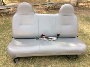 Ford superduty bench seat.