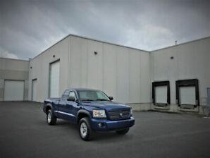 Dodge Dakota SXT 2009 ** 4X4 V8 4.7L MAGNUM, 84 700 km!! **