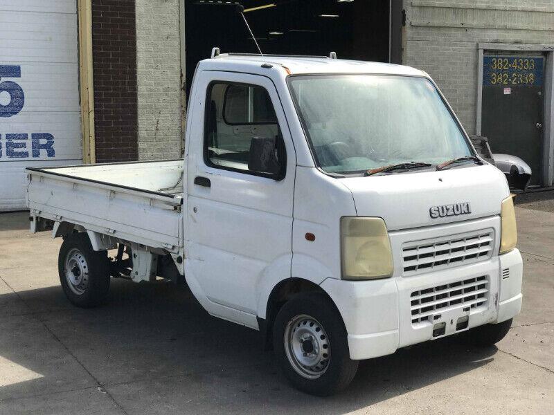 2003 suzuki carry kei car JDM K6A