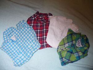 Girls Winter TOPS size 10/12/large