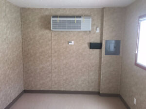 10' x 24' BRAND NEW Skidded Office Trailer For Sale or rent Strathcona County Edmonton Area image 6