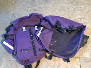 Bicycle pannier / side saddle carriers (2)