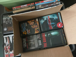 Big Box of DVDs
