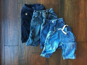 Baby Gap Lot of Pants - size 3-6 months London Ontario image 4