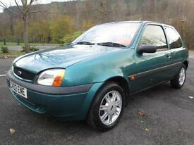 02/02 FORD FIESTA 1.3 FLIGHT 3DR HATCH WITH ONLY 60,000 MILES (P/X TO CLEAR)