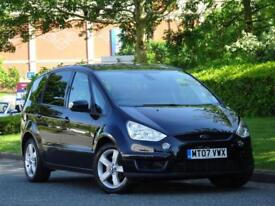 7 SEATER Ford S MAX 2.5 2007 Titanium +CAMBELT DONE +FSH +FRONT+REAR PARK SENS