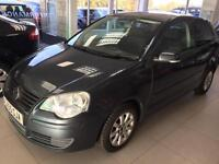 2005 Volkswagen Polo 1.4 ( 75PS ) Long mot. 5 service stamps