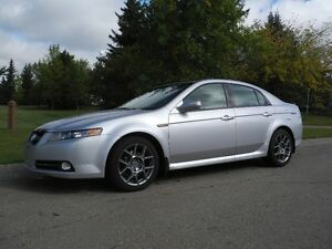 2007 Acura TL Type S Sedan