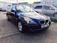 BMW 520D 2.0 177 SE DIESEL, AUTOMATIC, SAT NAV, LEATHER
