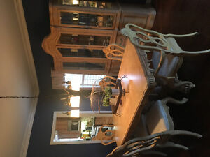 Ashley 10 Piece Dining Room Suite