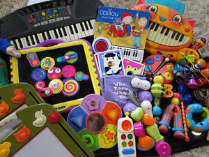 More Miscellaneous Toys-Musical Toys