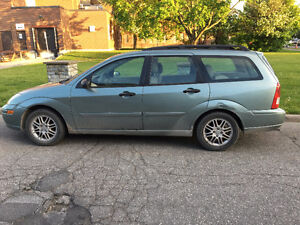 2004 Ford Focus Wagon FOR SALE