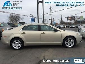 2011 Chevrolet Malibu LS   LOW KMS,LOCAL TRADE,PRICED LOW!