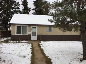 Great starter home with oversized backyard