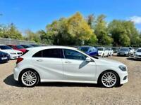 2012 Mercedes-Benz A Class 1.8 A200 CDI BlueEFFICIENCY AMG Sport Nav Hatchback D
