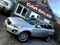 VOLVO XC60 2.4 AWD D5 (205PS) GEARTRONIC SE LUX MAN DIESEL ESTATE 4WD FINANCE PX